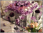 Make The Decor Attractive With Beautiful Centerpieces On Wedding Day