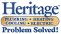 Heritage Plumbing, Heating & Cooling