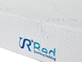 Breathable Silica Gel Memory Foam Mattress twin 8 Inches