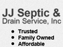 JJ Septic & Drain Service Inc