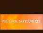 Pro Lock, Safe And Key