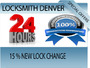 locksmith emergency Denver