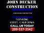 John Decker Construction
