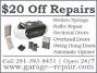 Fix/Replace Garage Cables Kingwood, TX