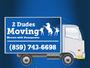 2 Dudes Moving