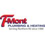 Plumbing Contractors NJ - T-Mont Plumbing and Heating